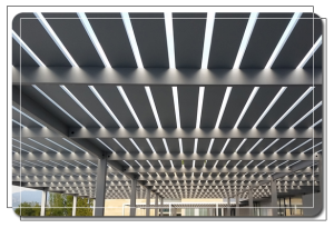 GHD Oficinas - Instalación de techos y suelos para exteriores en Mallorca