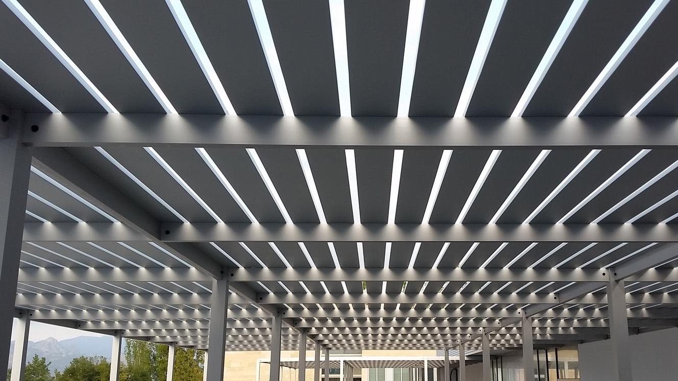 GHD Oficinas - Soluciones para exteriores en Mallorca - Techos para exteriores