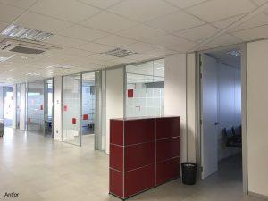 Techos y suelos para oficina en Mallorca - GHD Oficinas