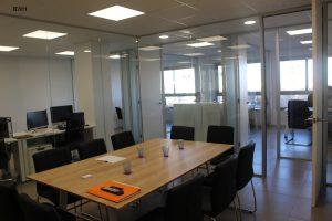GHD Oficinas - Mamparas de oficina en Mallorca