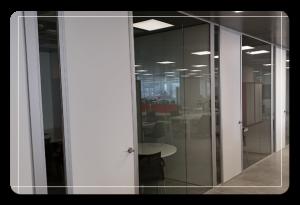 GHD Oficinas - Cerramientos y mamparas de oficina en Mallorca